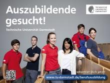 Ausbildung, TU Darmstadt, BErufliche Ausbildung, Ausbildungsplätze