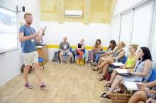 Englischunterricht auf Malta
