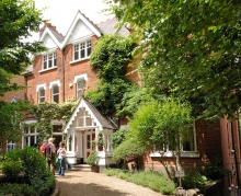 Unsere Sprachschule in London Highgate
