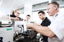 Moderne Ausbildung mit Zukunft, vac-azubis.de