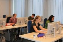 Innerbetrieblicher Unterricht im Trainingscenter Frankfurt