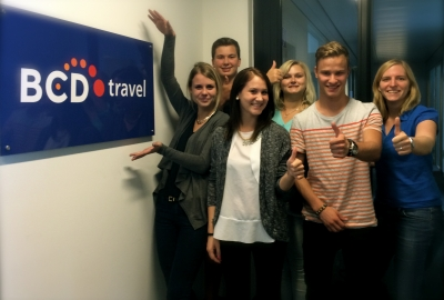 BCD Travel Azubis - Stuttgart