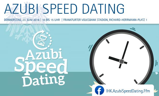 Azubi speed dating frankfurt